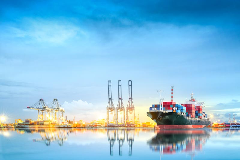 Bleue Marine – Shipping & Freight Forwarder